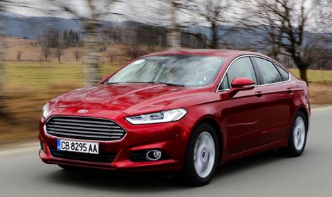 Тест на новия Ford Mondeo - 1