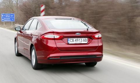 Тест на новия Ford Mondeo - 2