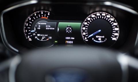 Тест на новия Ford Mondeo - 6