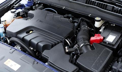Тест на новия Ford Mondeo - 7