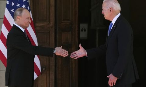 Москва: Договорените от Путин и Байдън консултации трябва да започнат скоро - 1