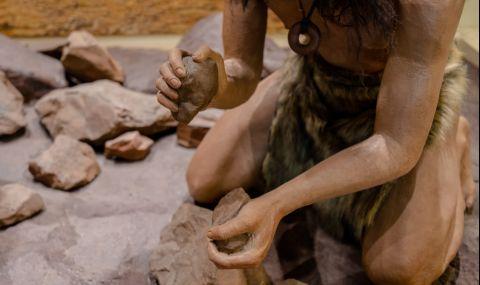 Откриха останки от неандерталци в пещери близо до Рим - 1