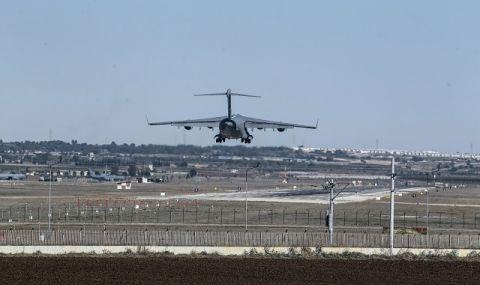 Тежък инцидент! Най-малко 12 души са загинали при катастрофа на военен самолет