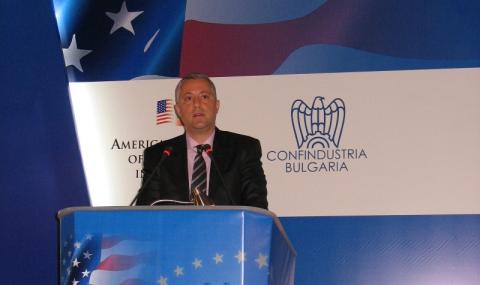Лукарски покани водещ технологичен фонд  да инвестира в България - 1