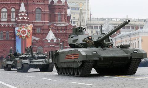 Русия се готви за истинска война на границата