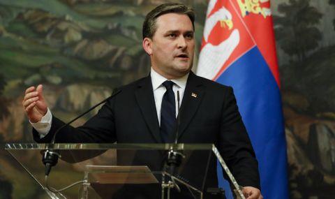 Сърбия благодари на Русия