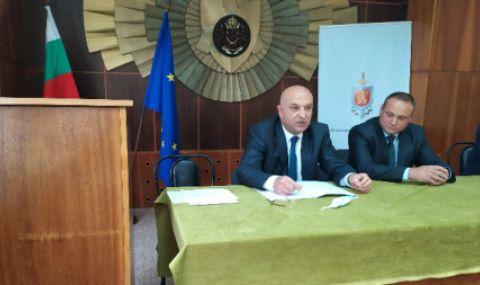 Смениха шефа на ОД на МВР в Перник
