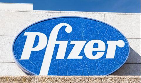 """""""Пфайзер"""" работят върху нов медикамент срещу COVID-19"""