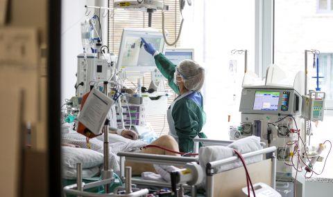 Коронавирус: Ще се избира ли измежду пациентите с шанс за оцеляване