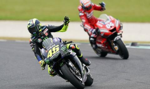 Състезанието на MotoGP в Япония няма да се състои