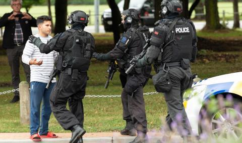 Стрелба в Нова Зеландия: Полицай е убит, а друг – ранен