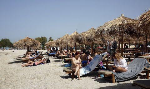 Жега! До 44 градуса в Гърция, фирми масово пускат служителите в отпуск - 1