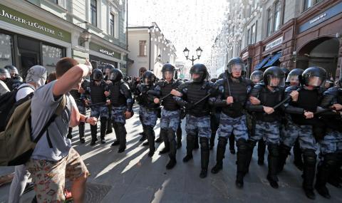 Франция към Русия: Бързо освободете Навални!