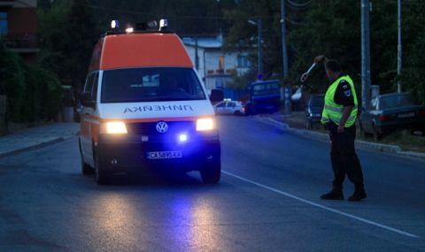 Катастрофа с жертва затвори пътя София-Варна