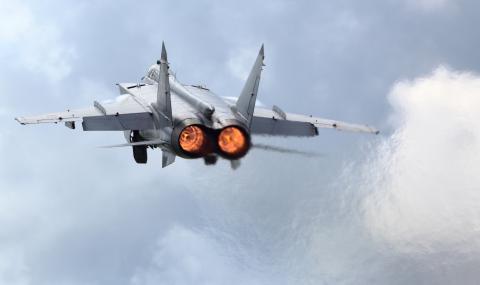МиГ-41 ще може да нанася удари от Космоса