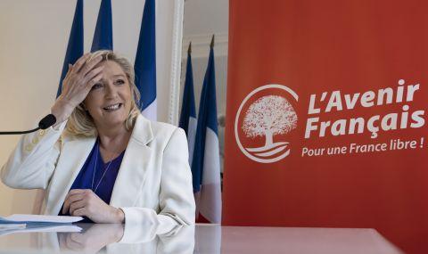 Марин льо Пен се оттегля от лидерския пост на националистите
