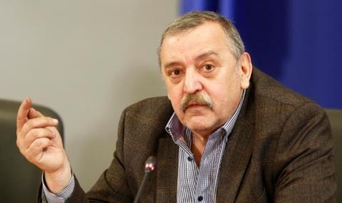 Протестите в защита на проф. Кантарджиев продължават