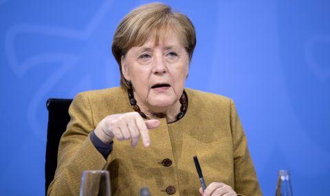 Меркел: Още 8-10 седмици стриктни мерки