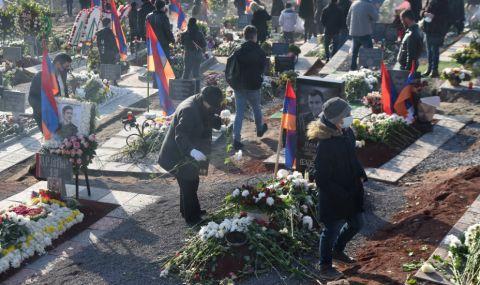 Нагорни Карабах: Армения потвърди гибелта на 3330 свои граждани