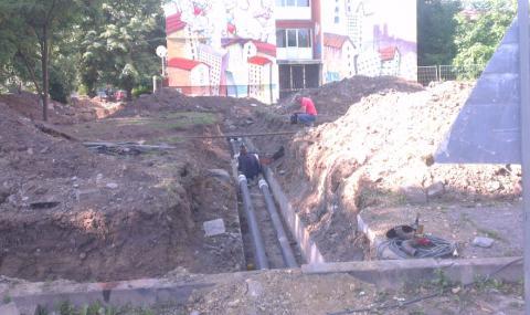 Два месеца без топла вода в центъра на София