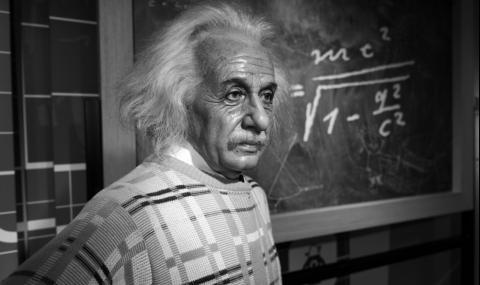 1 юли 1905 г. Ражда се Теорията на относителността