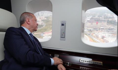 Турция отново започна сондажи в Средиземно море