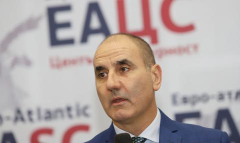 Цветан Цветанов: Очаквам ръст на престъпността