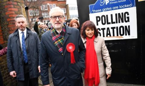 Кой ще оглави опозицията във Великобритания