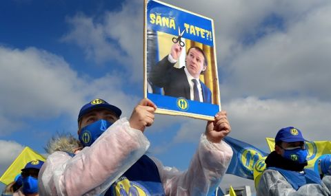 На косъм! Румънското правителство оцеля във вот на недоверие - 1