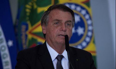 Напрежение между президент и вицепрезидент в Бразилия - 1