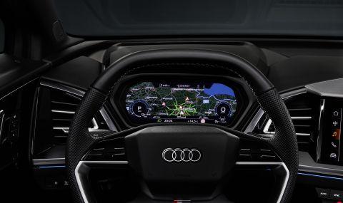 Audi представя два нови модела на 14 април - 4
