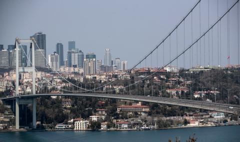 Драстично увеличение на смъртните случаи в Турция