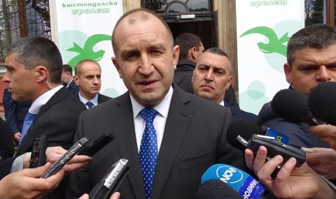 Президентът: Оневиняването на Цветанов е гарантирано, ще мине с морална присъда