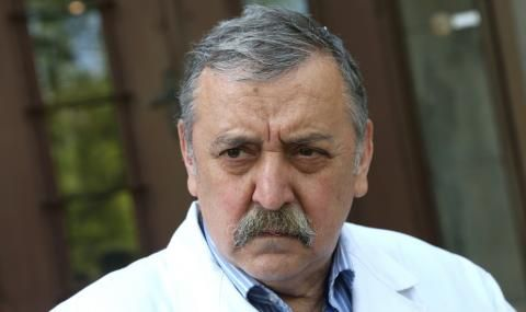 Проф. Кантарджиев очаква пик след пик - 1