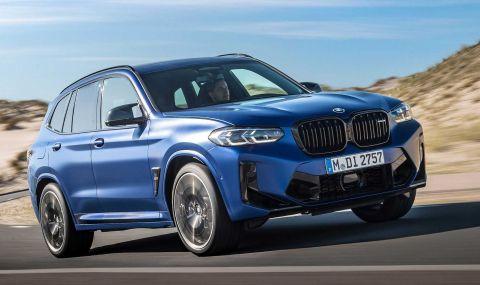BMW X3 и X4 също получиха фейслифт - 3