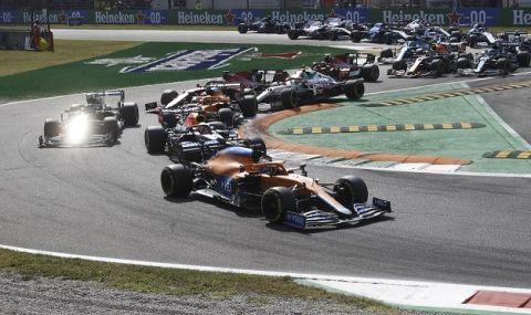 Ето го предварителния календар за следващия сезон във Формула 1 - 1