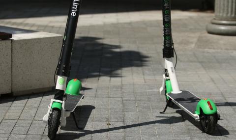 Електрическите тротинетки - новата епидемия по улиците