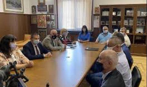Гешев обсъди подготовката на изборите с прокурори в Пловдив