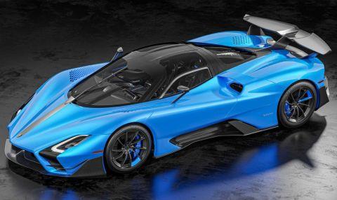 Ето я най-мощната серийна кола в света - 1