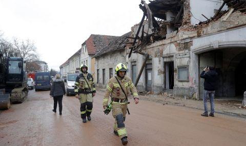 Хърватия отново се разтревожи! Земята пак се разтресе