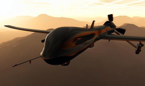 Турция разположи свой военен дрон в Кипър