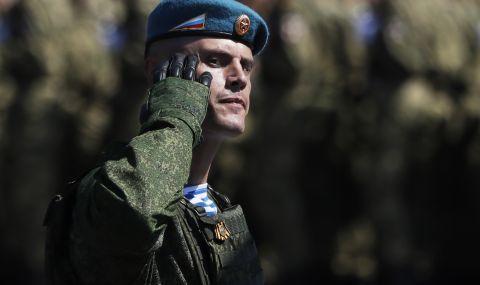 Русия ваксинира войниците си