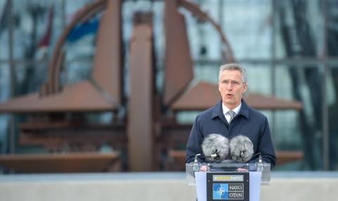 Столтенберг оцени помощта на Русия и Китай