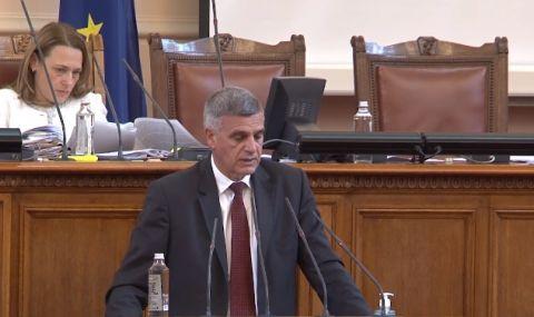 Янев: Правим необходимото за защита на границата - 1