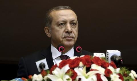 Ердоган видя ШОС като алтернатива на ЕС