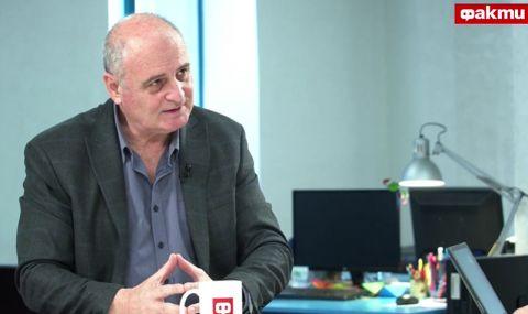 Проф. Радулов за ФАКТИ: Борисов изглежда много смешен, съветвам го да се прегледа
