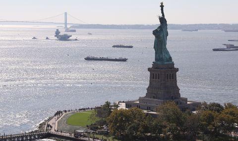 Франция изпраща новата Статуя на свободата