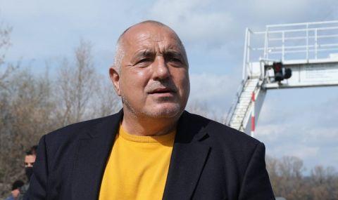 Борисов пак критикува Радев за ранната дата на изборите