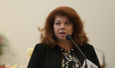 Йотова: България час по-скоро трябва да има своето редовно правителство - 1