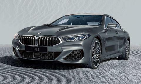 BMW показа колекционерска 8-Series Gran Coupe - 6